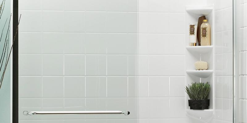 vệ sinh trang trí phòng tắm