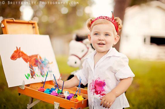 Lớp dạy vẽ cho trẻ em