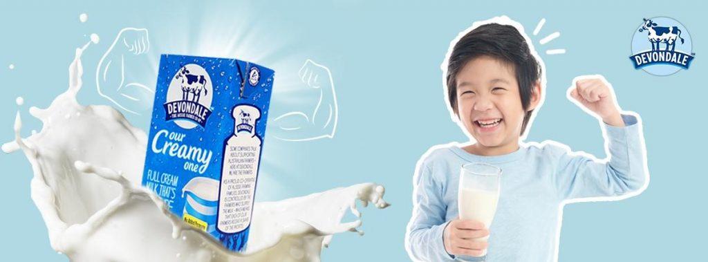 bảng giá sữa cho bé trên 1 tuổi chính xác nhất