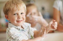 chọn xà phòng cho trẻ mẫu giáo quận 1