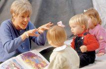 trò chơi ngôn ngữ cho trẻ mầm non khu vực quận 1