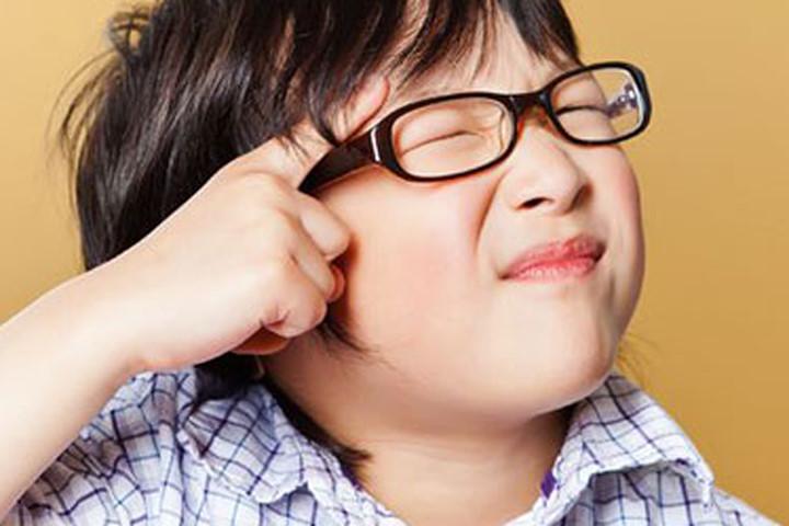 mẫu giáo quận 1 không để trẻ quen nheo mắt
