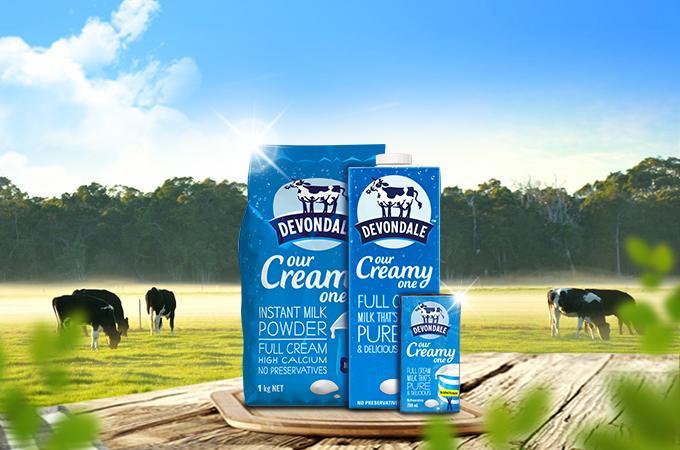 Công ty sữa tươi nguyên kem nhập khẩu an toàn