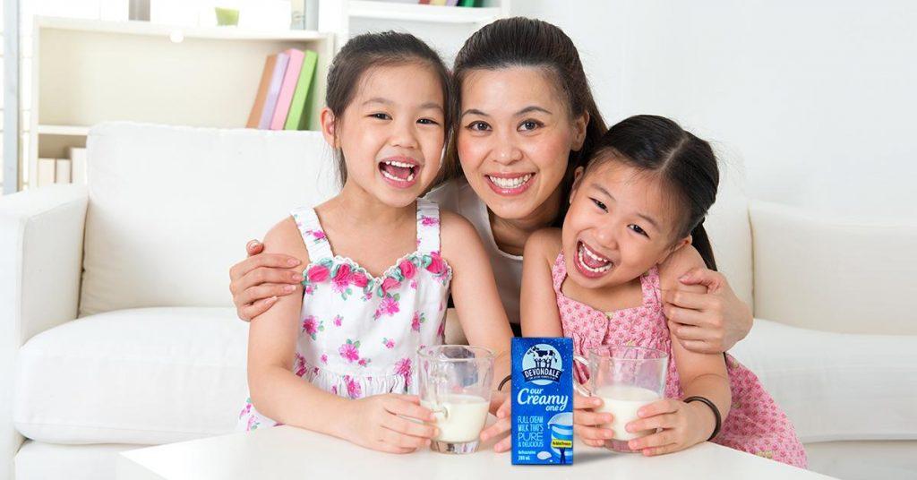 Công ty sữa tươi Úc giá rẻ tuyệt vời