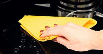 cách vệ sinh bếp hồng ngoại mới