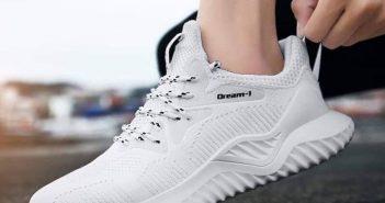 cách làm giày thể thao nhỏ lại hay