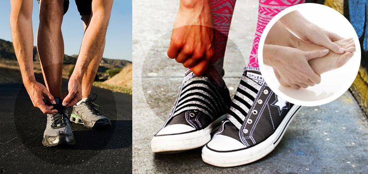 cách làm giày thể thao nhỏ lại mới