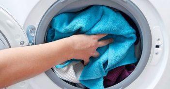 cách làm sạch khăn lông bò hay
