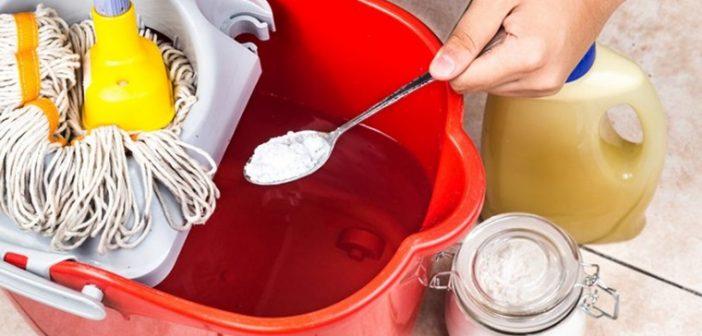 cách tẩy nhà vệ sinh bằng baking soda hay