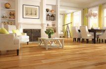 sàn gỗ nhập khẩu bền