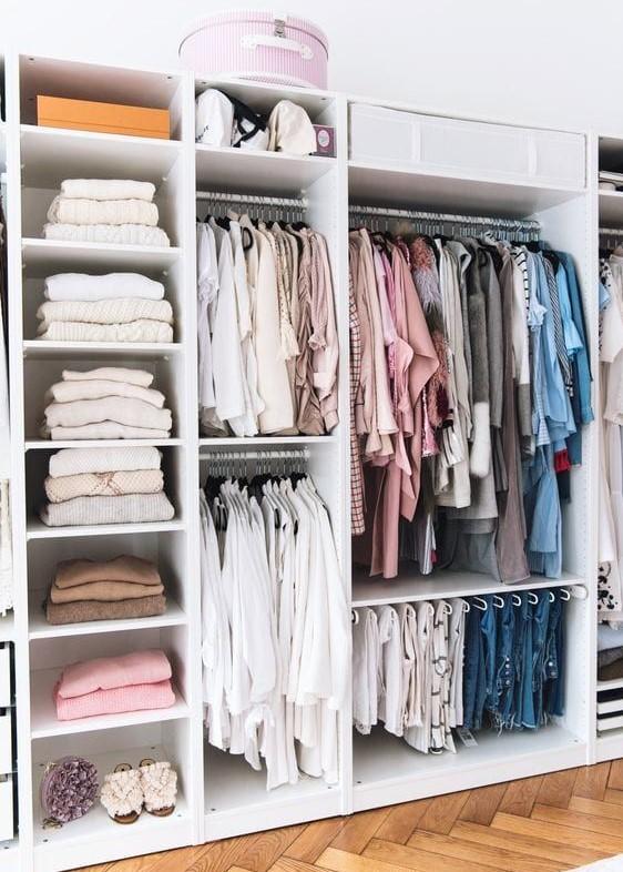 giữ quần áo luôn mới