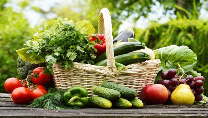 Chế độ ăn uống giúp cơ thể khỏe mạnh, tăng sức đề kháng